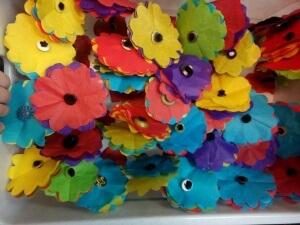 Blumen für das FEH 17