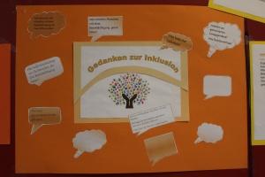 Schulfest 18 - Inklusion