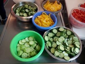 GF 18 Gemüse