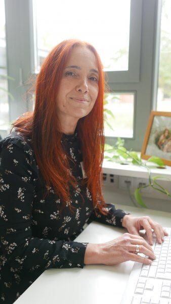 Schulleitung Vogelstangschule - Tina Schmidt